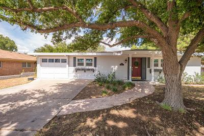 Midland Single Family Home For Sale: 808 Boyd Ave