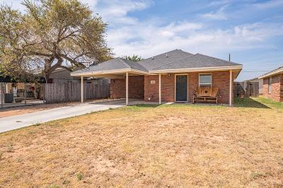 Midland Single Family Home For Sale: 402 S Tilden