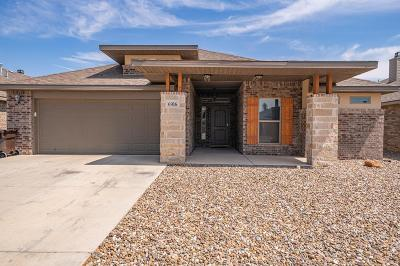 Midland Single Family Home For Sale: 6916 Cattleman Dr