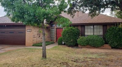 Midland Single Family Home For Sale: 3311 Edgemont Dr