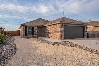 Midland Single Family Home For Sale: 1308 Wrangler Lane