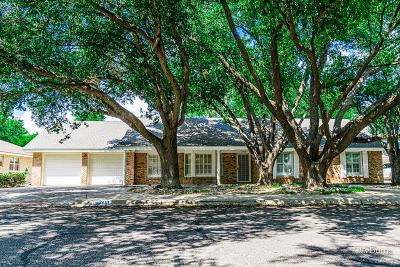 Midland Single Family Home For Sale: 2410 Stanolind Ave
