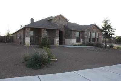 Midland Single Family Home For Sale: 6900 Redbud Ct