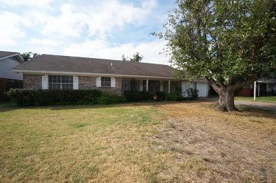 Midland Single Family Home For Sale: 3531 Imperial Ave