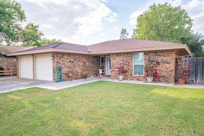 Midland Single Family Home For Sale: 5302 San Antonio Ct