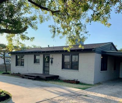 Midland Single Family Home For Sale: 2603 W Illinois Ave