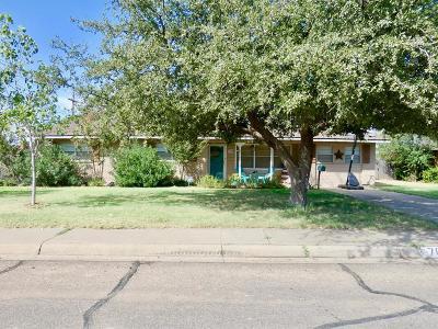 Midland Single Family Home For Sale: 703 Alpine St