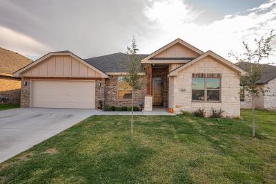 Midland Single Family Home For Sale: 5405 Torrey Vista Dr