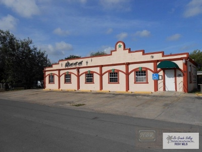 Rancho Viejo, Olmito Commercial For Sale: 9196 Palmito St