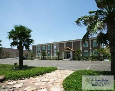 South Padre Island Commercial For Sale: 3901 Padre Blvd.