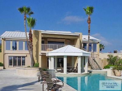 South Padre Island Single Family Home For Sale: 2900 Gulf Blvd.