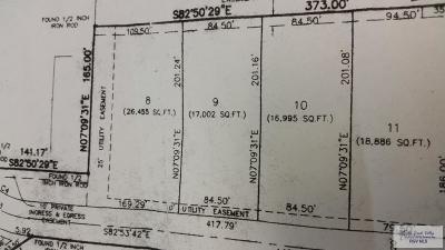 Rancho Viejo Residential Lots & Land For Sale: 1031 Avenida De Estrellas #8