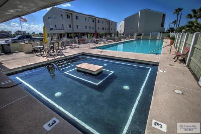 Port Isabel Condo/Townhouse For Sale: 401 Island Ave. #69B