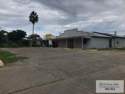 Rancho Viejo, Olmito Commercial For Sale: 9113 Fresno St
