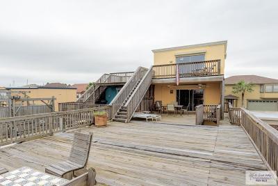 Port Isabel Single Family Home For Sale: 123 Windward Dr.