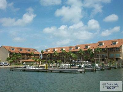 Port Isabel Condo/Townhouse For Sale: 9600 Garcia St. #23C