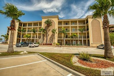 Port Isabel Condo/Townhouse For Sale: 301 Houston St. #2104
