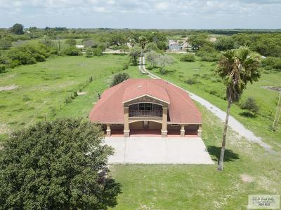 Bayview, Los Fresnos Single Family Home For Sale: 82155 Silva Ln.