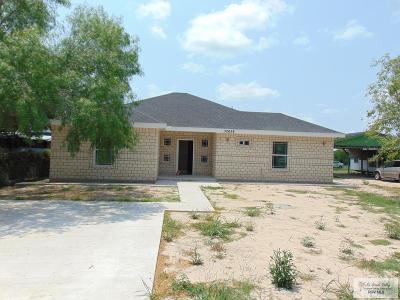 Bayview, Los Fresnos Single Family Home For Sale: 32568 Joya St. #6
