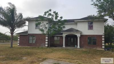 Bayview, Los Fresnos Single Family Home For Sale: 26471 Iowa Gardens Rd.