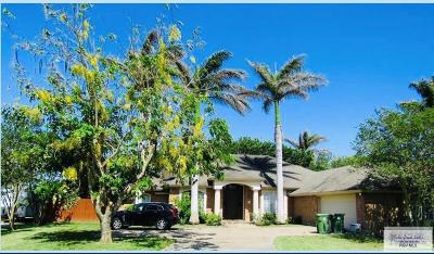 Bayview, Los Fresnos Single Family Home For Sale: 33104 Fm 1575