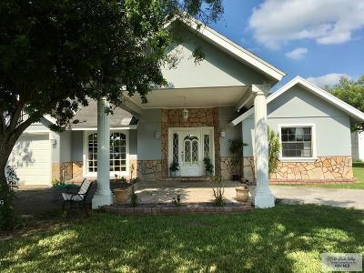 Bayview, Los Fresnos Single Family Home For Sale: 28903 Fm 1847