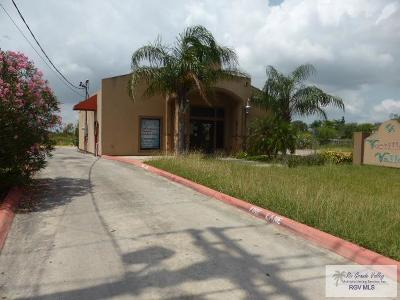 Rancho Viejo, Olmito Commercial For Sale: 9980 Anacua St