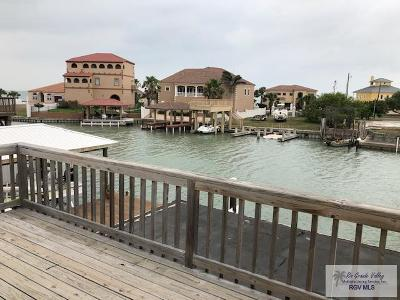 Port Isabel Single Family Home For Sale: 1106 Tarpon St.