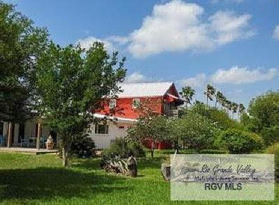 Bayview, Los Fresnos Single Family Home For Sale: 30487 Calle Hermosa