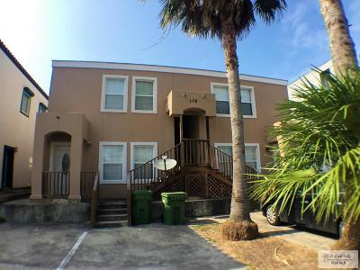 South Padre Island Single Family Home For Sale: 108 E Retama Dr. #3