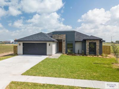 Bayview, Los Fresnos Single Family Home For Sale: 111 Talon Dr