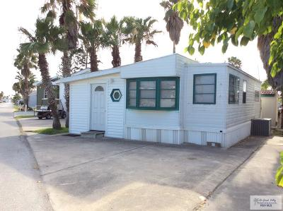 Port Isabel Single Family Home For Sale: 83 Abalone Cir.