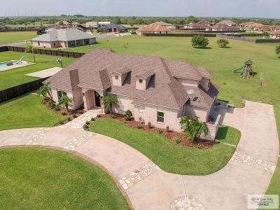Bayview, Los Fresnos Single Family Home For Sale: 124 Village East Dr