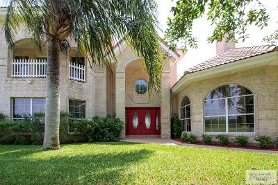 Bayview, Los Fresnos Single Family Home For Sale: 30371 S Calle Hermosa