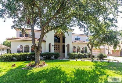 Rancho Viejo Single Family Home For Sale: 401 Escandon Ave.