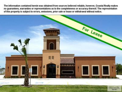 Brownsville Commercial Lease For Lease: 2250 N Coria St. #Whole Bu