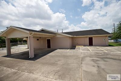 Brownsville Commercial For Sale: 2804 Gazelle Ave.