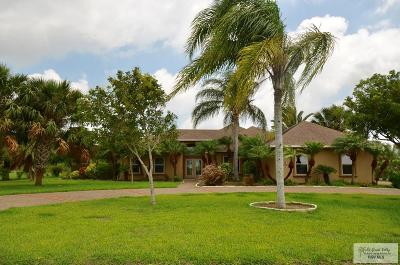 Bayview, Los Fresnos Single Family Home For Sale: 112 Madelyn Rose