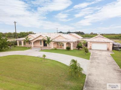Brownsville Single Family Home For Sale: 5697 Garden Breeze Ct.
