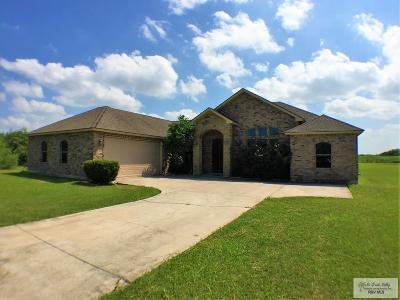 Bayview, Los Fresnos Single Family Home For Sale: 142 Madelyn Rose