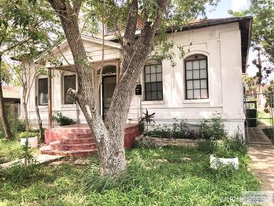 Brownsville Multi Family Home For Sale: 1144 W St Charles St.