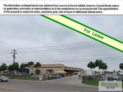 Brownsville Commercial Lease For Lease: 7750 E Padre Island Hwy.