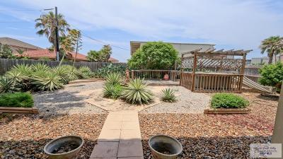 South Padre Island Single Family Home For Sale: 130 E Capricorn Dr.