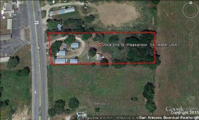 Atascosa County Multi Family Home For Sale: 2004 Second
