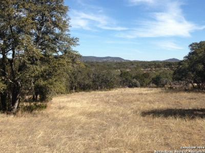 Bandera Residential Lots & Land For Sale: Lot 382 Palomino Springs