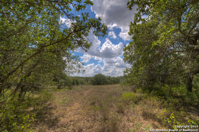 New Braunfels Residential Lots & Land For Sale: 0 - Lot#18 Nature's Way
