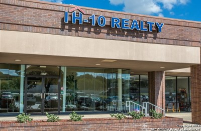 Commercial For Sale: 9973 McDermott Fwy