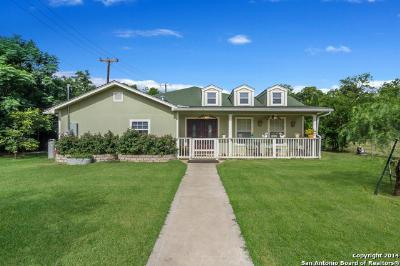 Single Family Home For Sale: 9492 Espada Rd