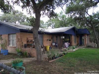 Single Family Home For Sale: 9255 Us Highway 281 N
