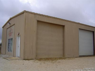Bandera County Commercial For Sale: 3810 S Hwy 16
